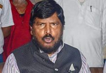 File photo of Ramdas Athawale | PTI