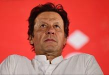 Pakistan Prime Minister Imran Khan | Farooq Naeem/AFP/Getty Images
