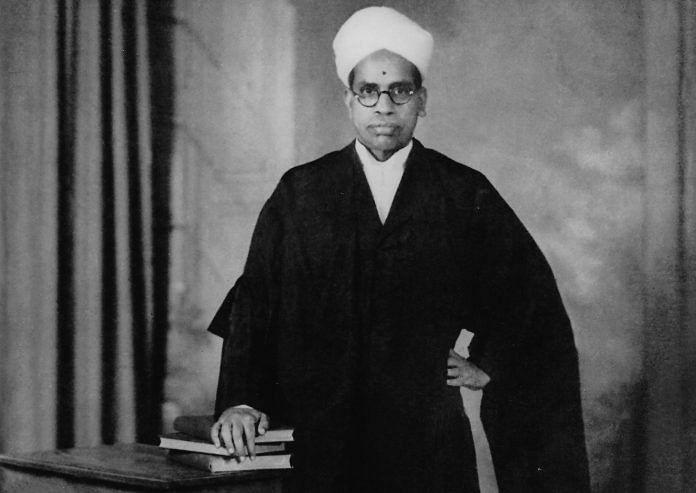 File image of Alladi Krishnaswami Ayyar