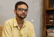 Umar Khalid | ThePrint.in