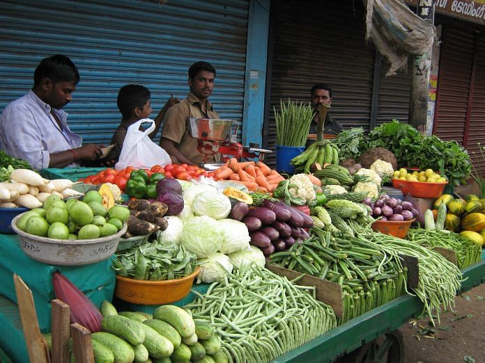 Wholesale Inflation Eases To 12.07 Percent In June
