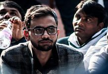 File image of Umar Khalid | Facebook