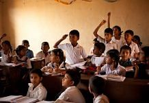 A classroom in India (representational image)