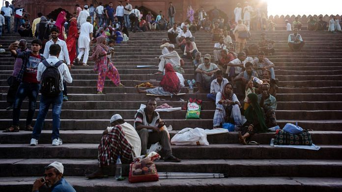 Representational photo of Indian Muslims