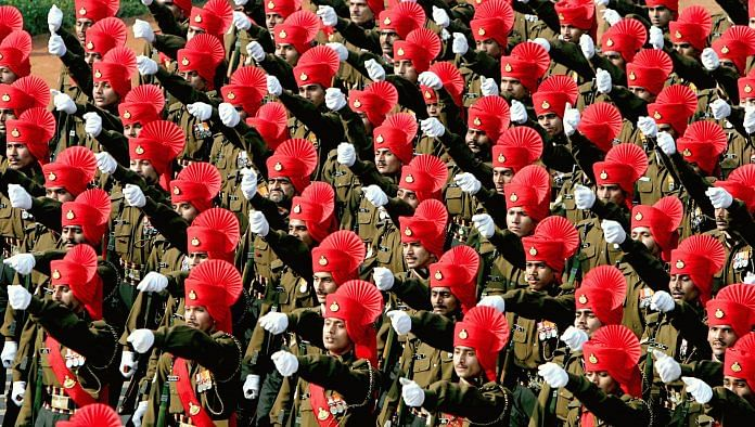 Indian Army | Representational image | Commons