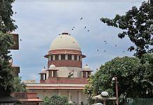 The Supreme Court of India   Manisha Mondal/ThePrint