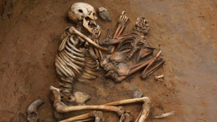 Skeletons found at Rakhigarhi date back to around 2500 BC | YouTube