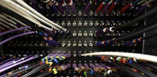 Data cables | Simon Dawson/Bloomberg