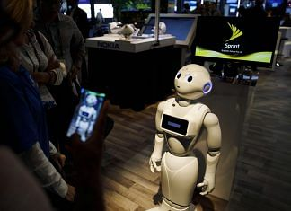 Robot and automation