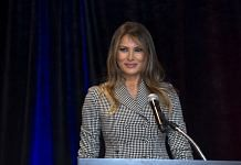 File image of US First Lady Melania Trump | Commons