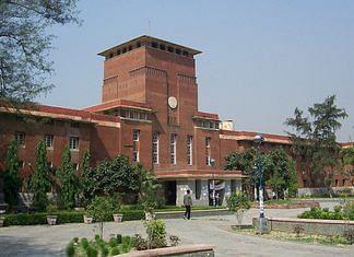 Delhi university   Commons