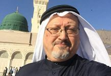 Columnist Jamal Khashoggi