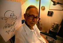 File image of R.K. Laxman | Mustafa Quraishi/Getty Images