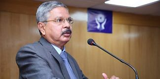 NHRC chairperson, former chief justice of India H.L. Dattu
