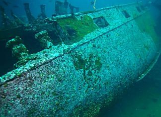 Representational image of a shipwreck | Commons
