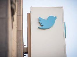 The Twitter Inc. logo displayed outside the company's headquarters in San Francisco | David Paul Morris/Bloomberg