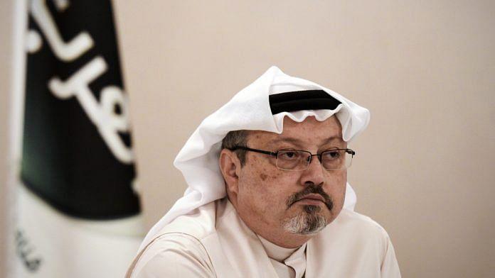 Jamal Khashoggi | MOHAMMED AL-SHAIKH/ Getty Images)