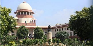 Supreme Court of India | Manisha Mondal/ThePrint