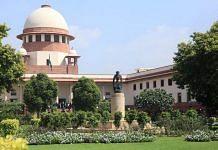 Supreme Court of India   Manisha Mondal/ThePrint