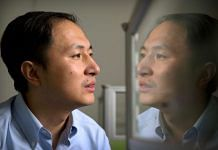 File image of He Jiankui | Bloomberg