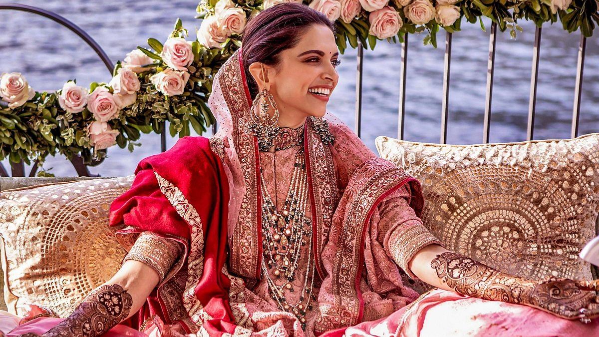 Deepika Padukone's hearty laughter at her wedding has ...