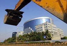 IL&FS building in Mumbai   Abhijit Bhatlekar/Bloomberg News