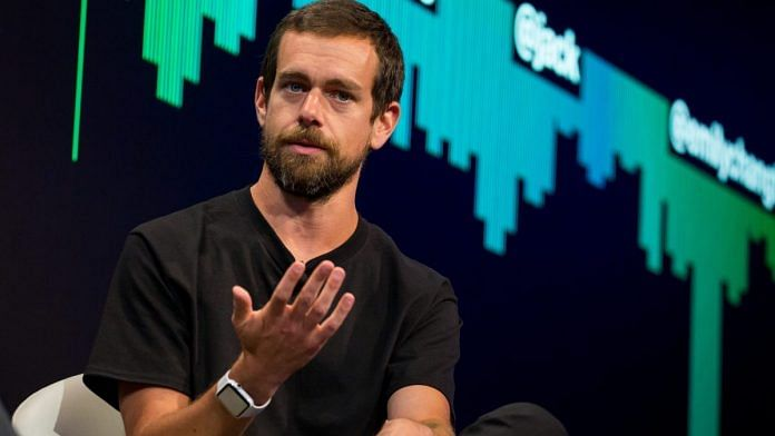 Jack Dorsey, co-founder and chief executive officer of Twitter Inc | Michael Nagle | Bloomberg