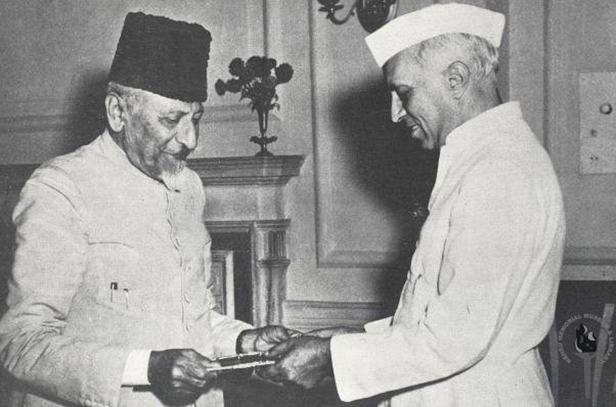 Maulana Abul Kalam Azad: The man who made India realise the value of education