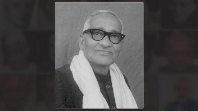 File photo of Lokanath Misra   naveenpatnaik.com