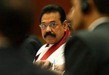 Mahinda Rajapaksa   Pankaj Nangia/Bloomberg News