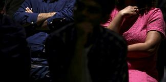 Attendees listen during a panel discussion at a #MeToo event in Mumbai | Representational image | Dhiraj Singh/Bloomberg