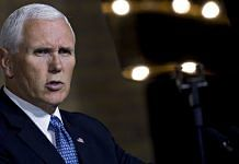 File image of U.S. Vice President Mike Pence   Andrew Harrer/Bloomberg
