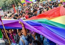 Members and supporters of the LGBT groups during Delhi's Queer Pride march (representational image)   Atul Yadav/PTI