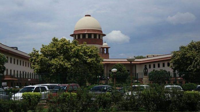 Supreme Court | Manisha Mondal/ThePrint