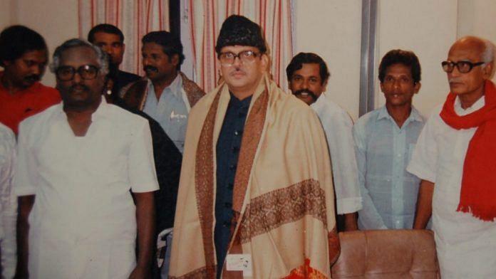 File photo of former Prime Minister V.P. Singh | Commons