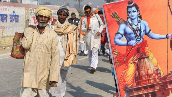 Dharam Sabha in Ayodhya