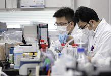 A DNA testing lab (representational image)