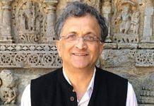 Ramachandra Guha | Twitter/@Ram_Guha