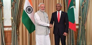 PM Narendra Modi and President Ibrahim Mohamed Solih held talks in Male