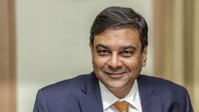 Reserve Bank of India Governor Urjit Patel | Dhiraj Singh/Bloomberg