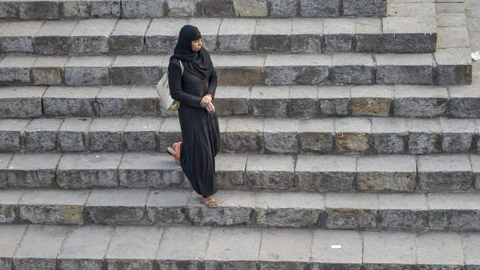 A woman in New Delhi | Representational image | PTI