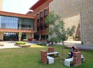Ashoka University campus in Sonipat | AshokaUniversity/Facebook