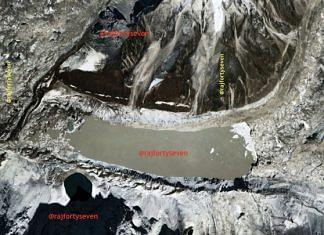 Lake Imja | Vinayak Bhat/ThePrint