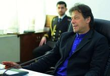 File image of Pakistan Prime Minister Imran Khan | Facebook