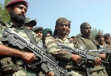 Representative image of the Indian Army