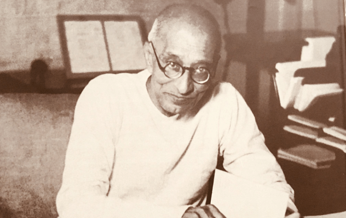 File image of C. Rajagopalachari | Twitter