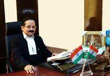 File image of S.R. Sen | Meghalaya High Court website