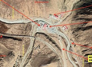 China has started or accelerated various road and rail projects in Tibet