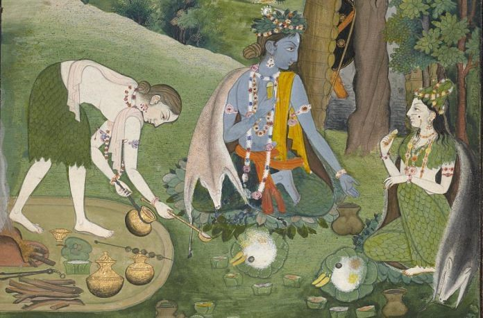 Ram, Laxman, Sita