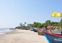 A beach in Goa   Pixabay